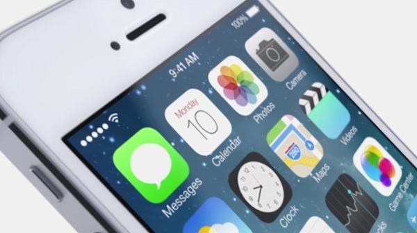 Resumen del WWDC 2013 de Apple: iOS 7 - iOS-7