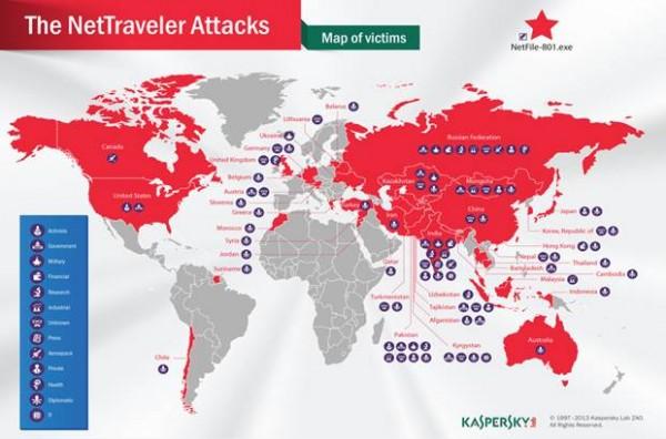 Se descubre la operación 'NetTraveler', operación de ciberespionaje que ataca a a gobiernos e institutos de investigación - image003-600x396