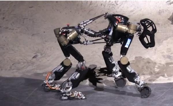 Científicos alemanes inventan un mono robot - inventan-un-mono-robot