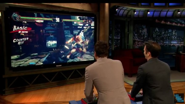 Así se ve Killer Instinct de Xbox One en funcionamiento - jimmy-fallon-600x339