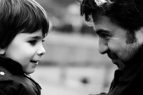 5 anuncios creativos para el Día del Padre - padre-e-hijo