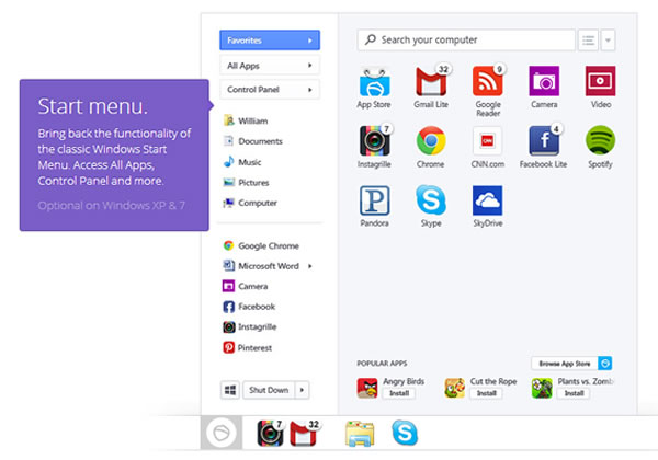 Pokki, una alternativa al menú de inicio para Windows 8 - pokki-windows-8