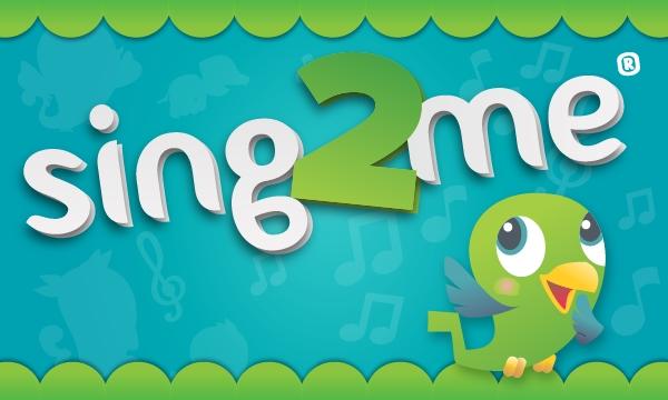 Desafía a tus amigos cantando con Sing2Me - sing2me-logo