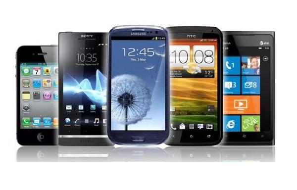 El incremento de la demanda de smartphones ya ocupa el 50% - smartphones-los-mas-vendidos