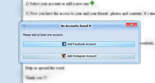 Respaldar fotos de Facebook e Instagram con Socialdownloader - social-downloader