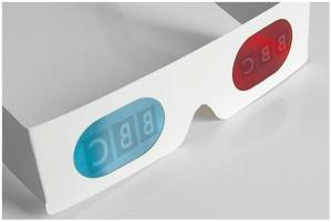 LA BBC dejará de producir contenidos en 3D sepultando cada vez más esta tecnología
