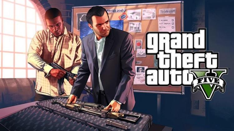 Impresionante video del Gameplay de Grand Theft Auto V (GTA V) es presentado por RockStar Games - GTA-V