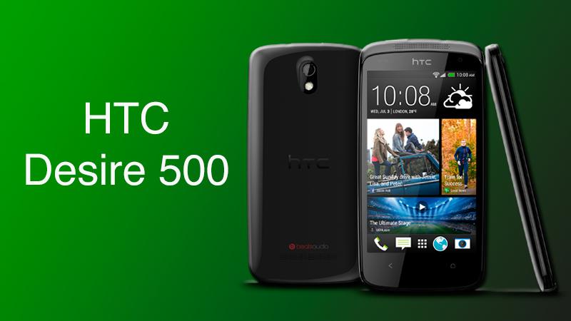 HTC Desire 500 es presentado y tendrá Sense 5 - HTC-Desire-500-2