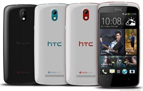 HTC Desire 500 es presentado y tendrá Sense 5 - HTC-Desire-500