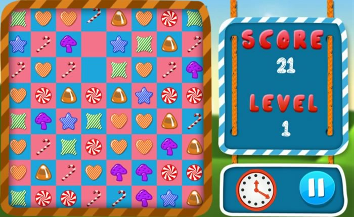 Jugar Candy Crush BlackBerry Candy Crush para BlackBerry gracias a Candy Crush World