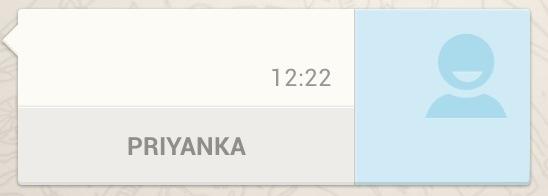 "Cómo evitar el nuevo virus ""Priyanka"" de WhatsApp - Priyanka"