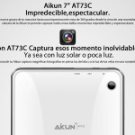 Tablet AIKUN AT73C de Acteck, una tablet ideal para el regreso a clases - Tablet-AIKUN-AT73C-camara