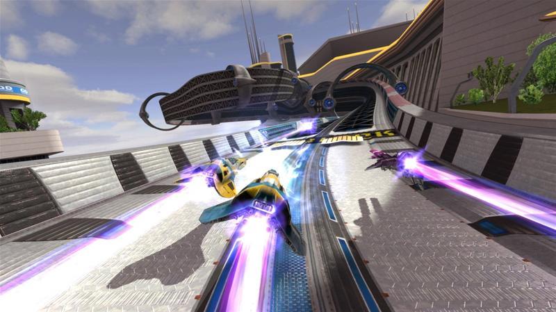 Los 10 mejores videojuegos de carreras - Wipeout