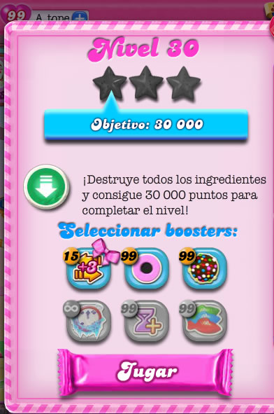 boosters ilimitados en candy crush Obtener vidas ilimitadas en Candy Crush [Truco]