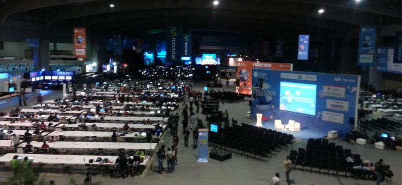 Dínos ¿Qué es ser Geek para ti? y gana con WebAdictos en Campus Party México - campus-party-mexico-2013-webadictos