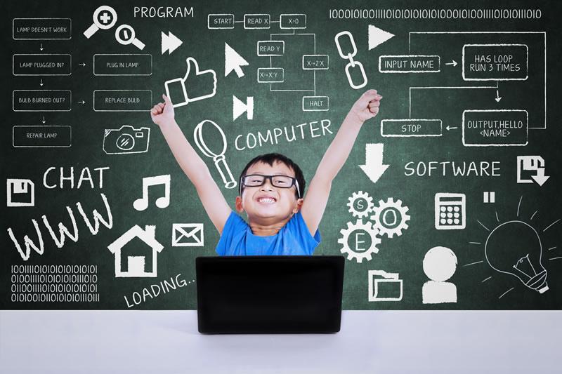 ensenar programacion ninos Programación para niños, recursos para enseñar a programar a los más pequeños