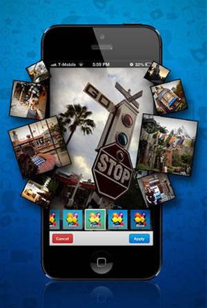 Publica simultaneamente en tus redes sociales con Everypost para Android e iOS - filtros-para-fotos-en-everypost