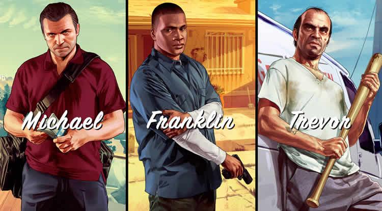 Gameplay oficial de Grand Theft Auto V [Video] - grand-theft-auto-v