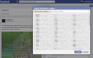 Tu target no son tus amigos de Facebook