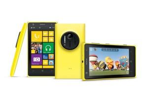 Nokia Lumia 1020 es presentado oficialmente con su cámara de 41 megapíxeles