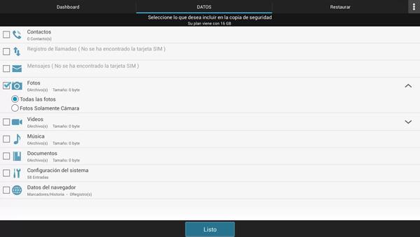 Respalda todo el contenido de tu Android con G Cloud Backup - respaldar-android