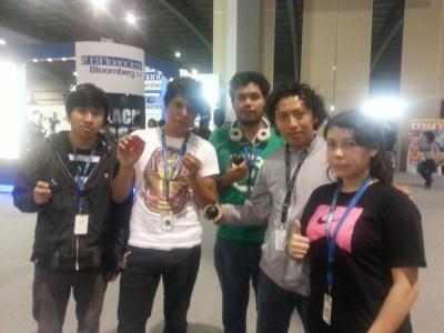 WebAdictos en el Campus Party México 2013