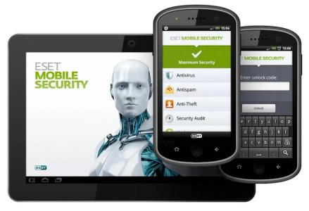 ESET lanza nueva versión su antivirus para Android NOD32 Mobile Security