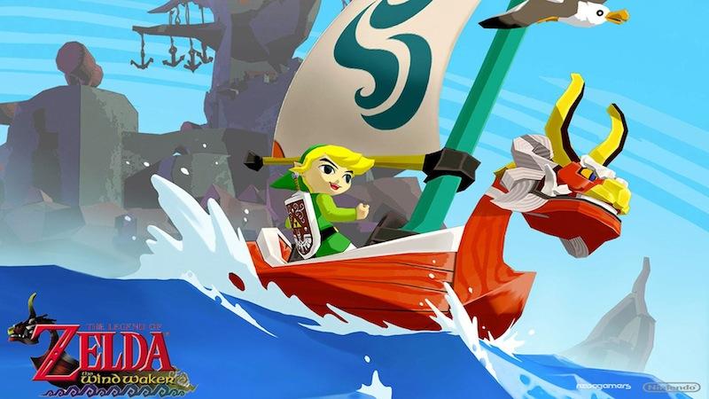 Nintendo publica un nuevo tráiler de The Legend of Zelda: The Wind Waker HD - The-Legend-of-Zelda-Wind-Waker-HD