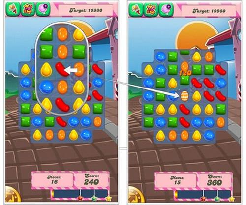 Consejos, trucos y más para superar más rápido los niveles de Candy Crush [iOS, Android & PC] - dulce-de-rayas-candy-crush