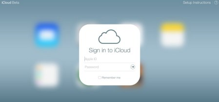 iCloud se actualiza y adopta el diseño de iOS 7