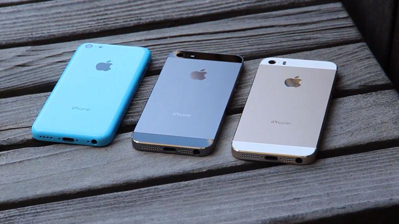 Posibles nuevos colores del iPhone 5S y más imágenes del iPhone 5C con nuevo iPad a la vista - iphone-5-s-5c