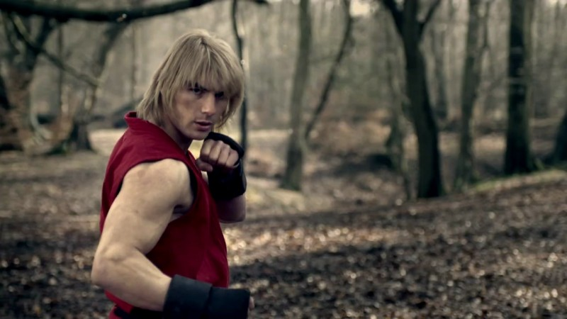 Street Fighter: Assassin's Fist, nueva serie basada en el videojuego con actores reales muestra video - live-action-de-Street-Fighter-Assasins-Fist-800x450