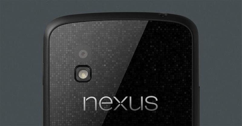 LG Nexus 4 baja de precio a $199 dólares - nexus-4