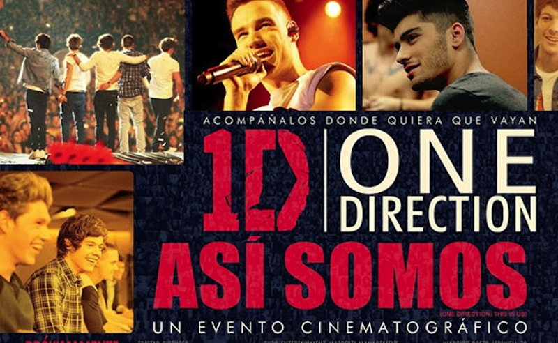 one direction asi somos Ver premier de One Direction: Así Somos