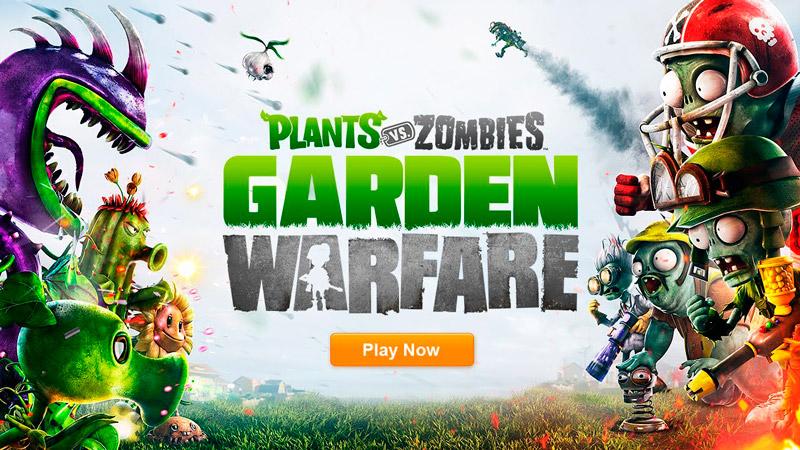 Plants vs Zombies Garden Warfare llega para competir con Call of Duty y Battlefield - plants-vs-zombies-garden-warfare