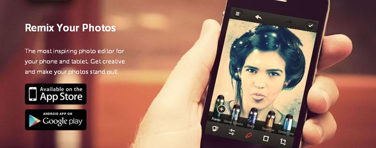 Añade efectos espectaculares a tus fotos con Repix [Android & iOS] - portada-repix