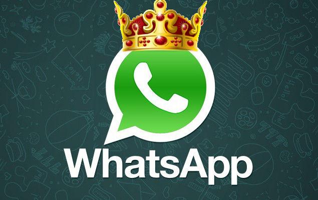 whatsapp 300 millones de usuarios WhatsApp sigue siendo la aplicación de mensajería instantánea más utilizada