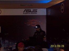 La laptop ASUS G750 demostró su poderío en el torneo Republic of Gamers (ROG) - 100_3313_1