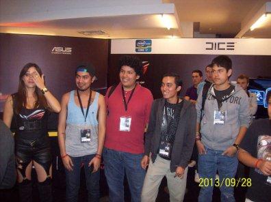 La laptop ASUS G750 demostró su poderío en el torneo Republic of Gamers (ROG) - 100_3322_1