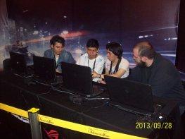 La laptop ASUS G750 demostró su poderío en el torneo Republic of Gamers (ROG) - 100_3327_1