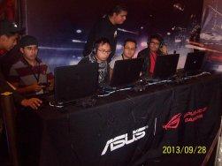 La laptop ASUS G750 demostró su poderío en el torneo Republic of Gamers (ROG) - 100_3349_1