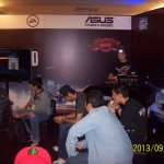 La laptop ASUS G750 demostró su poderío en el torneo Republic of Gamers (ROG) - 100_3354_1