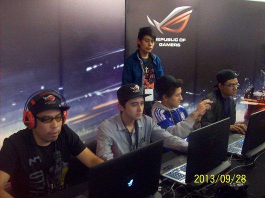 La laptop ASUS G750 demostró su poderío en el torneo Republic of Gamers (ROG) - 100_3373_1