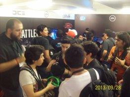La laptop ASUS G750 demostró su poderío en el torneo Republic of Gamers (ROG) - 100_3375_1