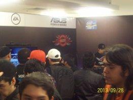 La laptop ASUS G750 demostró su poderío en el torneo Republic of Gamers (ROG) - 100_3376_1