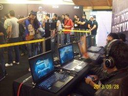 La laptop ASUS G750 demostró su poderío en el torneo Republic of Gamers (ROG) - 100_3381_1