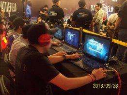 La laptop ASUS G750 demostró su poderío en el torneo Republic of Gamers (ROG) - 100_3385_1