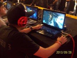 La laptop ASUS G750 demostró su poderío en el torneo Republic of Gamers (ROG) - 100_3386_1