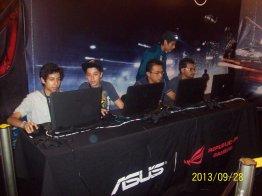 La laptop ASUS G750 demostró su poderío en el torneo Republic of Gamers (ROG) - 100_3396_1