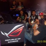 La laptop ASUS G750 demostró su poderío en el torneo Republic of Gamers (ROG) - 100_3402_1